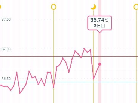 生理中なのに体温が高い 生理中に体温が上昇するケース